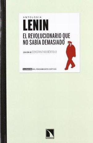 REVOLUCIONARIO QUE NO SABIA DEMASIADO, EL