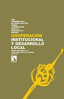 COOPERACION INSTITUCIONAL Y DESARROLLO LOCAL