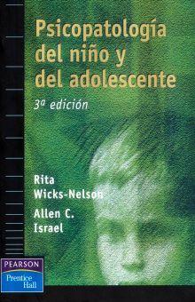 PSICOPATOLOGIA DEL NIÑO Y DEL ADOLESCENTE / 3 ED.