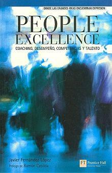 PEOPLE EXCELLENCE. COACHING DESEMPEÑO COMPETENCIAS Y TALENTO