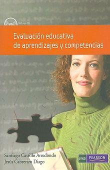 EVALUACION EDUCATIVA DE APRENDIZAJES Y COMPETENCIAS (INCLUYE CD)