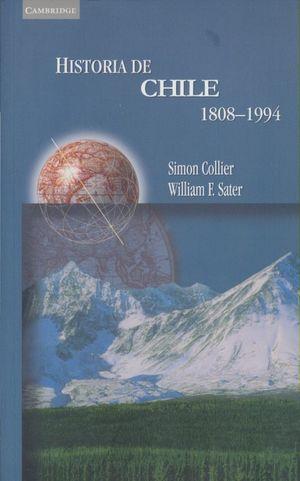 HISTORIA DE CHILE. 1808-1994