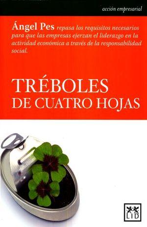 TREBOLES DE CUATRO HOJAS