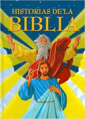 HISTORIAS DE LA BIBLIA / PD. (INCLUYE CD)
