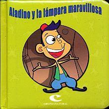 ALADINO Y LA LAMPARA MARAVILLOSA / PD.