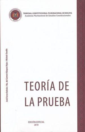 TEORIA DE LA PRUEBA