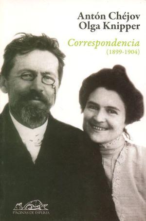 CORRESPONDENCIA 1899 - 1904