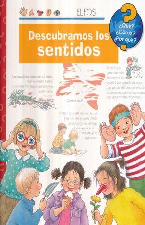 DESCUBRAMOS LOS SENTIDOS / PD.