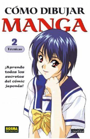 COMO DIBUJAR MANGA 2. TECNICAS / 4 ED.