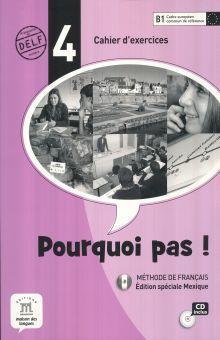 POURQUOI PAS 4 CAHIER D EXERCISES (CD INCLUS)