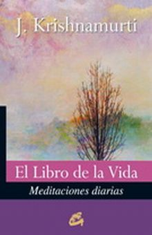 LIBRO DE LA VIDA, EL. MEDITACIONES DIARIAS