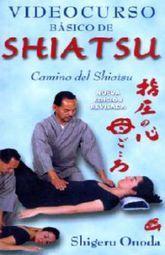 VIDEOCURSO BASICO DE SHIATSU (INCLUYE DVD)
