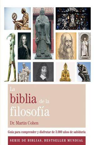 BIBLIA DE LA FILOSOFIA, LA