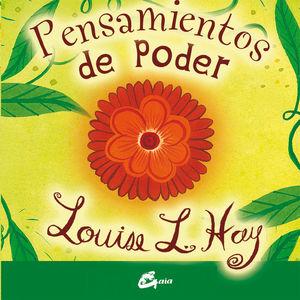 PENSAMIENTOS DE PODER. CARTAS
