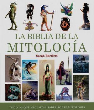 BIBLIA DE LA MITOLOGIA, LA