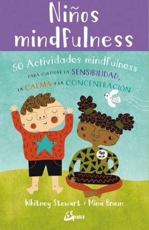 PAQ. NIÑOS MINDFULNESS (INCLUYE LIBRO Y FICHAS)