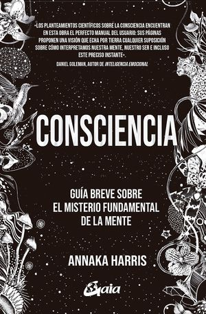 Consciencia. Guía breve sobre el misterio fundamental de la mente / pd.
