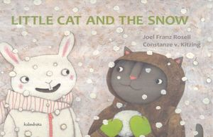 LITTLE CAT AND THE SNOW / PD.