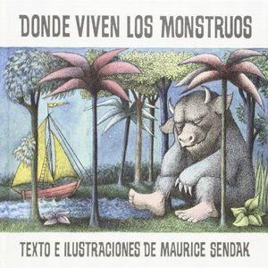 DONDE VIVEN LOS MONSTRUOS / PD.