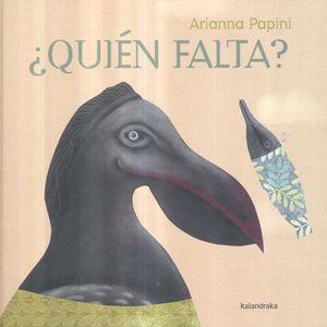 QUIEN FALTA / PD.