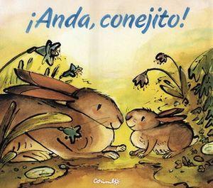 ¡Anda, conejito! / pd.