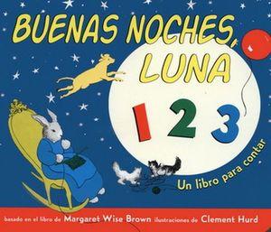Buenas noches, Luna 123. Un libro para contar / pd.