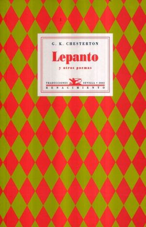 LEPANTO Y OTROS POEMAS (EDICION BILINGUE)