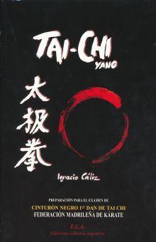 TAI CHI YANG (INCLUYE DVD)