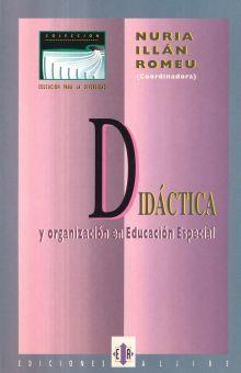 DIDACTICA Y ORGANIZACION EN EDUCACION ESPECIAL / 2 ED.