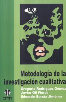 METODOLOGIA DE LA INVESTIGACION CUALITATIVA / 2 ED.