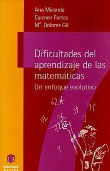 DIFICULTADES DEL APRENDIZAJE DE LAS MATEMATICAS