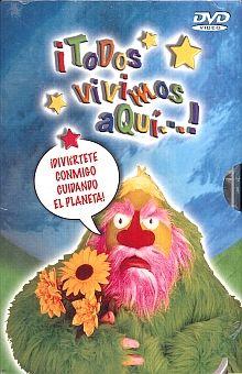 TODOS VIVIMOS AQUI / DVD