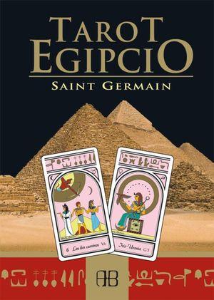 TAROT EGIPCIO (ESTUCHE)