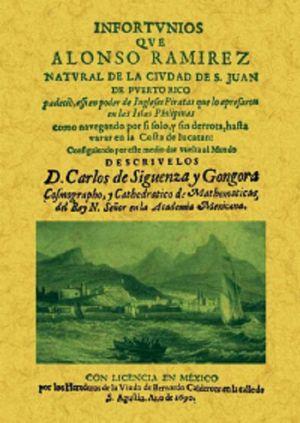 INFORTUNIOS DE ALONSO RAMIREZ (FACSIMILAR)