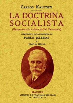 DOCTRINA SOCIALISTA, LA (FACSIMILAR)