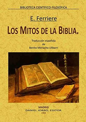 Los mitos de la biblia