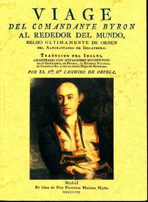 VIAGE DEL COMANDANTE BYRON AL REDEDOR DEL MUNDO (FACSIMILAR)
