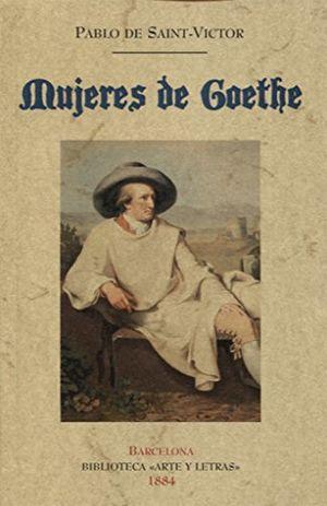 MUJERES DE GOETHE (FACSIMILAR)