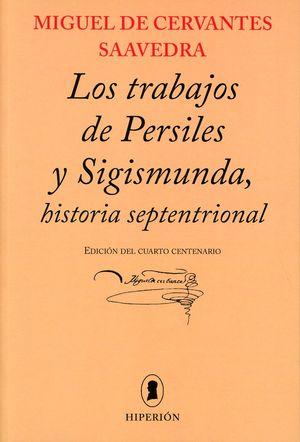 Los trabajos de Persiles y Sigismunda, historia septentrional