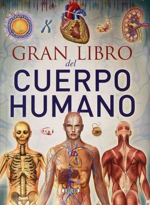 Gran libro del cuerpo humano / pd.