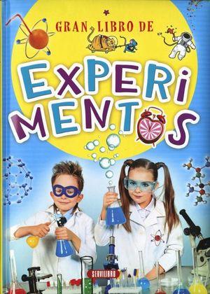 Gran libro de experimentos / pd.