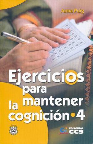 EJERCICIOS PARA MANTENER LA COGNICION 4