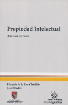 PROPIEDAD INTELECTUAL. ANALISIS DE CASOS