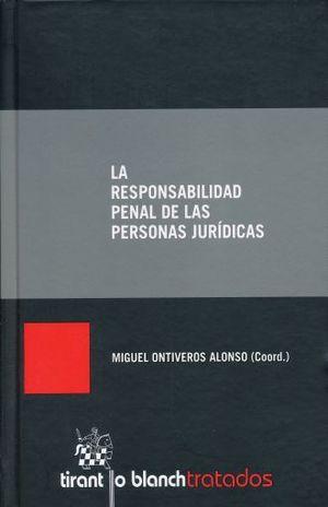 RESPONSABILIDAD PENAL DE LAS PERSONAS JURIDICAS / PD.