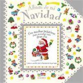 ALBUM DE MI NAVIDAD PLATEADO / PD.