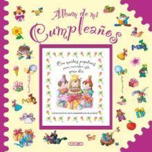 ALBUM DE MI CUMPLEAÑOS ROSA / PD.
