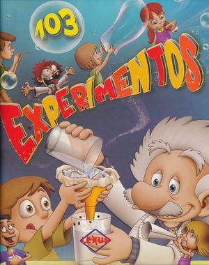 103 EXPERIMENTOS / PD.