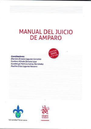 MANUAL DEL JUICIO DE AMPARO
