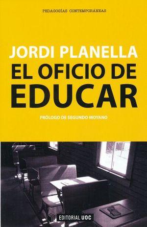 OFICIO DE EDUCAR, EL