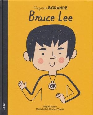 Pequeña & grande. Bruce Lee / pd.